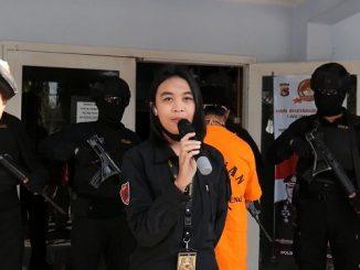 Kanit Perlindungan Perempuan dan Anak (PPA) Satreskrim Polres Lombok Tengah, Ipda Putu Titin Rahayu