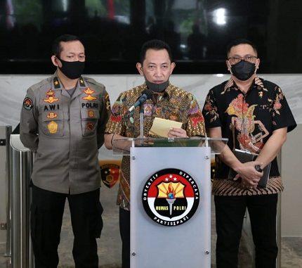 Kabareskrim Polri, Komjen Pol Listyo Sigit Prabowo