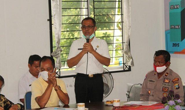 Pemerintah Kabupaten (Pemkab) Samosir memajukan jadwal pembukaan pariwisata untuk wisatawan nusantara