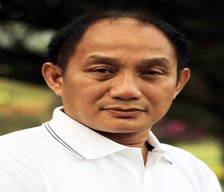 Kepala Dinas Pekerjaan Umum (PU) kabupaten Samosir Pantas Samosir m
