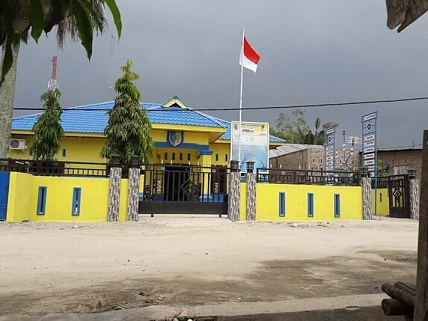 Kantor pemerintahan desa nenas siam kec medang deras