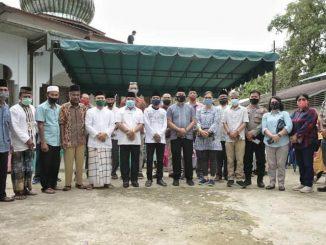 Pemerintah Kota Gunungsitoli dalam rangka perayaan Idul Adha Tahun 2020 siapkan 4 (empat) ekor sapi sebagai hewan qurban yang diserahkan kepada masyarakat Kota Gunungsitoli.