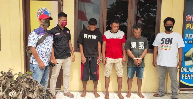 """AI """" (U33) Er (U48) Heri (U36), Berasal dari Desa Suka Maju Kecamatan Tanjung Tiram Kabupaten Batu Bara"""