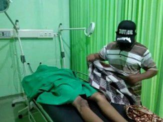 Korban meninggal dunia saat dilarikan ke rumah sakit