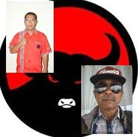 Ada dua pengurus inti yang mengundurkan diri yaitu Sekretaris PDIP Samosir Marcelinus Simarmata dan Wakil Ketua Jaharap Habeahan.