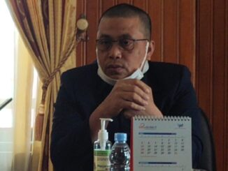 Ketua DPRD Batu Bara M. Syafi'i, SH