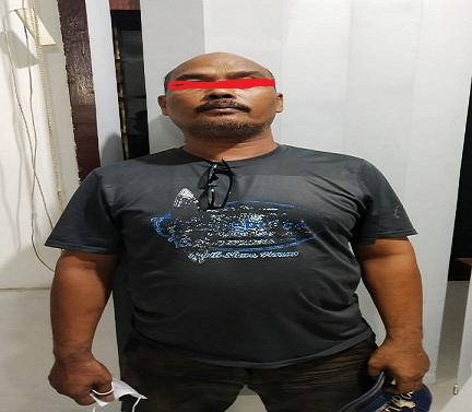 EDIANTO alias Guru (52) di ciduk Tim Opsnal Sat Reskrim Polres Pematang Siantar lantaran kedapatan menjual Toto Hongkong (togel), Rabu (26/08/2020) sekira pukul 21.45 WIB.