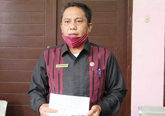 Jubir Gugus Tugas Penanganan Covid-19 Indra Simaremare