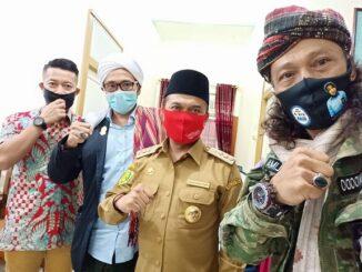 Ketua Umum R.Guntur Eko Widodo Deklarasi SAMBAS KABUPATEN PELOPOR AKSI NASIONAL P4GN,yang insyallah akan dilaksanakan Rabu 26 Agustus 2020, Di Aula Utama Bupati Sambas.