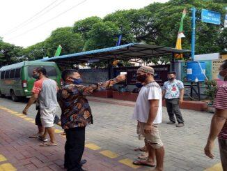 8 Narapidana Polres Binjai hari ini, Jumat (14/08/2020) telah dipindahkan Ke Lapas Kelas II,A Binja