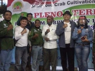 Pleno I Terbatas Presidium BPH DPP MLN-MC3 Imah Mang Iding Cisarua Puncak Bogor. 15-16 Agustus 2020