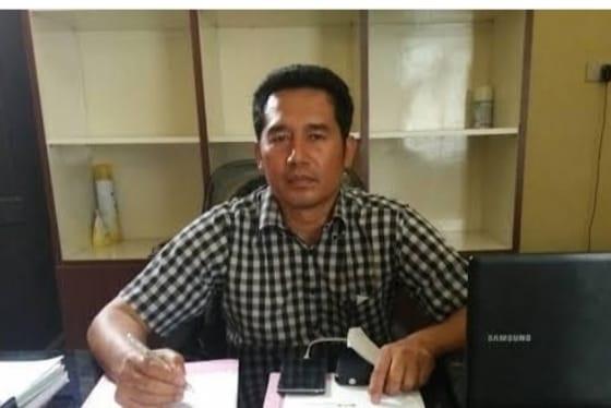 Kasat Reskrim Polres Tobasa AKP Nelson J Sipahutar
