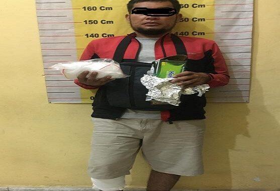 Satresnarkoba Polres Serdang Bedagai berhasil menggagalkan peredaran narkoba jenis sabu