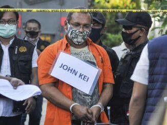 John Kei