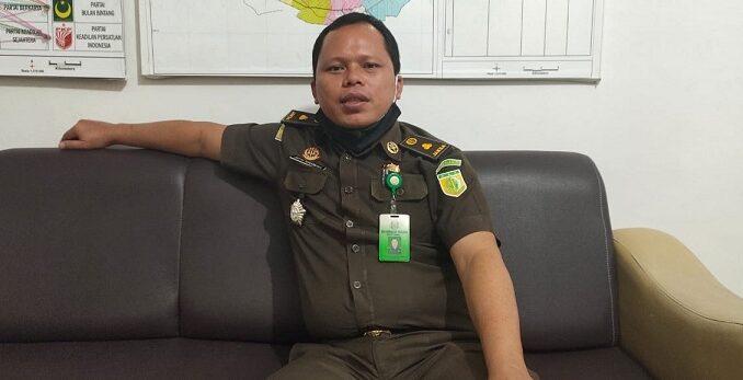 Kasie Intel Jefri Pandapotan Simamora, SH