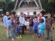 LBH IPK Sumut Berikan Bantuan Kepada 7 Anak Almarhum Rianto Simbolon di Samosir