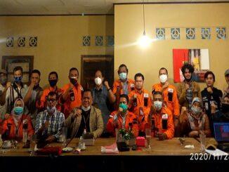 DPC GBHN (Gerakan Bela Haluan Negara) Kota Depok Resmi Dilantik,Selasa (24/11/20),