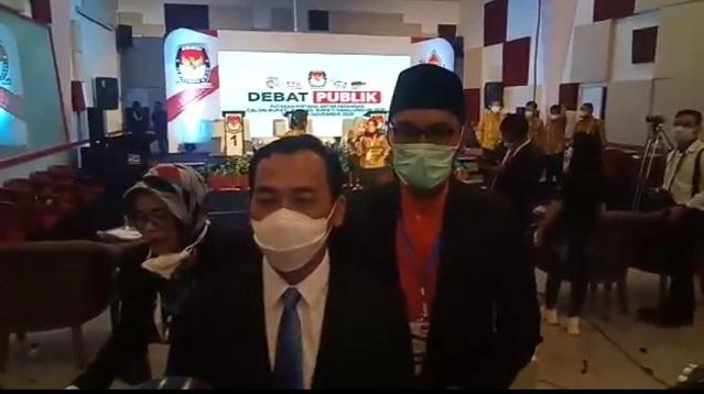Ketua KPU Simalungun Raja Ahab Damanik, SH, MHum.
