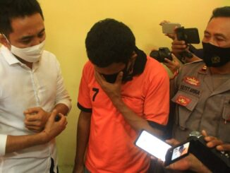 Pelaku ditangkap setelah korban melaporkan pemerasan dengan kerugian Rp 150 juta.