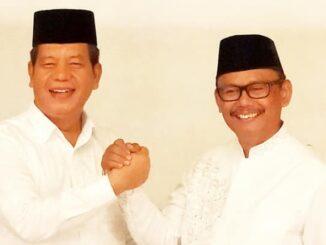 Bupati Simalungun, Radiapoh Hasiholan Sinaga, SH. – Zonny Waldi (RHS-ZW)