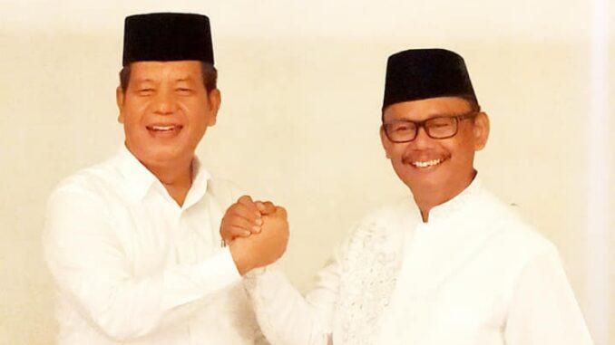 Pasangan Calon Bupati Simalungun, Radiapoh Hasiholan Sinaga, SH. – Zonny Waldi (RHS-ZW)