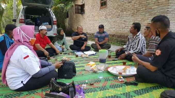 BPI KPNPA RI Batu Bara dengan Kelompok Tani Pencinta Mangrove ( KTCM ), Alfuad Lubis Melalui Ketua BPI Sultan Aminuddin Mengatakan Sedang Mempersiapkan Langkah-langkah Hukum. Selasa 15/12/2020