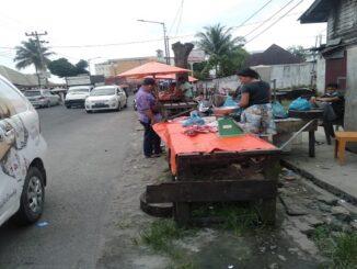Lokasi Tempat Penjualan Daging Babi, Jalan Gereja, Pematangsiantar