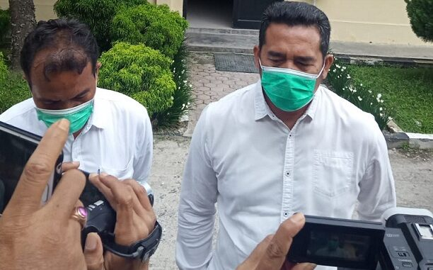 Kasat Reskrim Polres Toba AKP Nelson Sipahutar