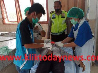 Simon A Tanjung meninggal dunia dalam kejadian kecelakaan