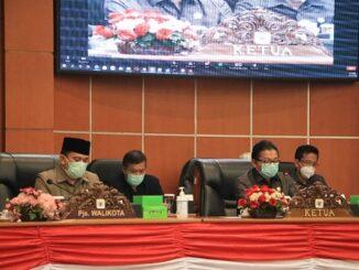 DPRD Depok Laporkan Hasil Pembahasan Rancangan APBD T.A 2021