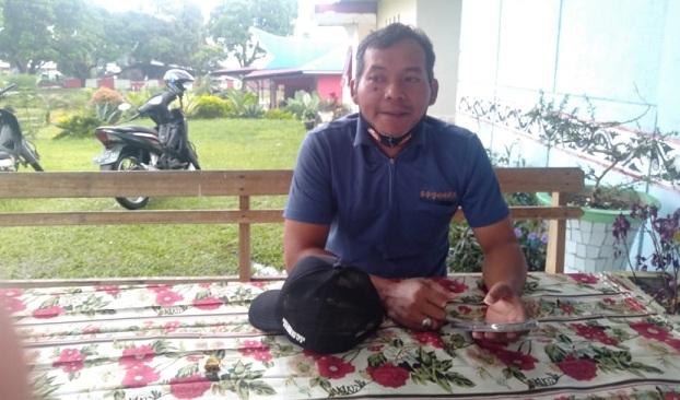 Ketua PPK Parlin Sihotang