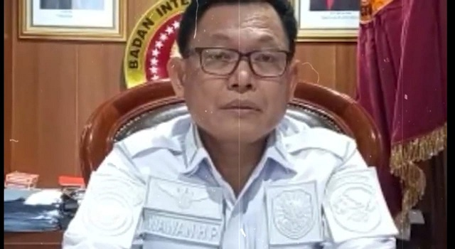 Direktur Komunikasi dan Informasi Badan Intelijen Negara Wawan Hari Purwanto. (Photo:Screenshoot youtube)