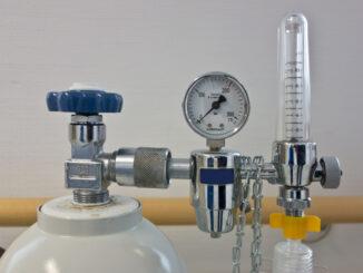 Ilustrasi medical oxygen regulator (Blickpixel/Pixabay/Creative Commons)