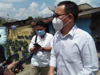 Reses ke II Frangky Partogi Wijaya Sirait, B.SC anggota DPRD Propinsi Sumatera Utara dari fraksi partai PDIP.