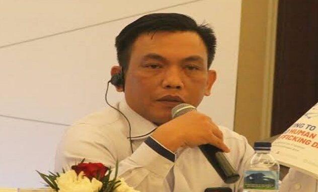 Irjen Pol Drs RZ Panca Putra Simanjuntak, MSi.