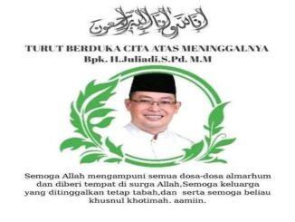 Walikota Binjai terpilih H.Juliadi S.Pd,M.M