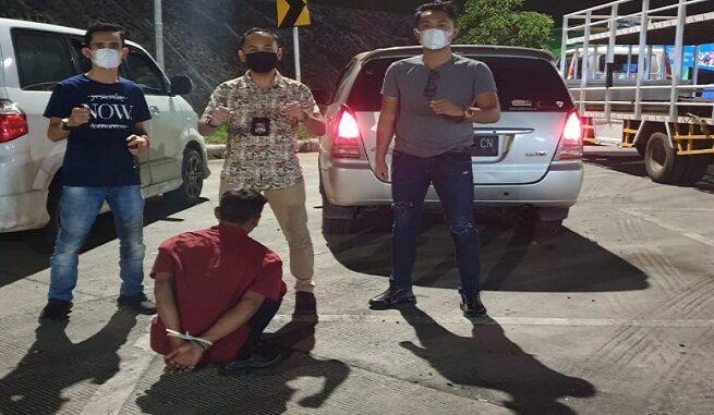 diamankan dan dibawa ke Polsek Katibung Polres Lampung Selatan