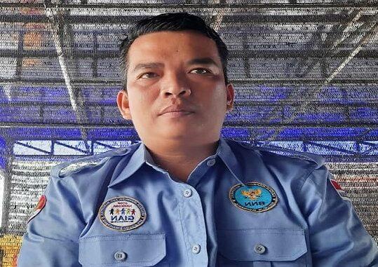 Bangun Pasaribu S.Pd, Ketua Gerakan Indonesia Anti Narkotika (GIAN) Siantar Simalungun