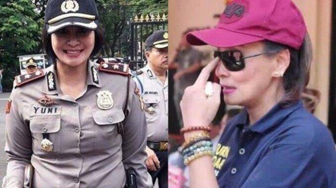 Kompol Yuni Purwanti Kusuma Dewi Ditangkap Pesta Narkoba
