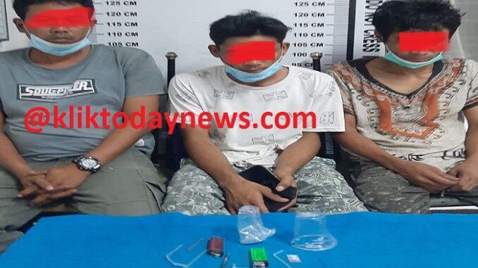 Satu Warga Serbelawan 2 Lagi Warga Sumber Jaya, di Ringkus Polisi Siantar