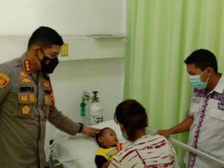 Polresta Tangerang Polda Banten Bantu Sepenuhnya Biaya Pengobatan Korban Penganiayaan