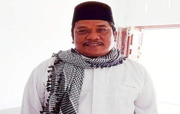 Ketua PC Baitul Muslimin Indonesia (BAMUSI) Pematangsiantar Azahari Nasution.