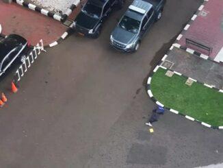 Penyerang Mabes Polri tewas ditembak