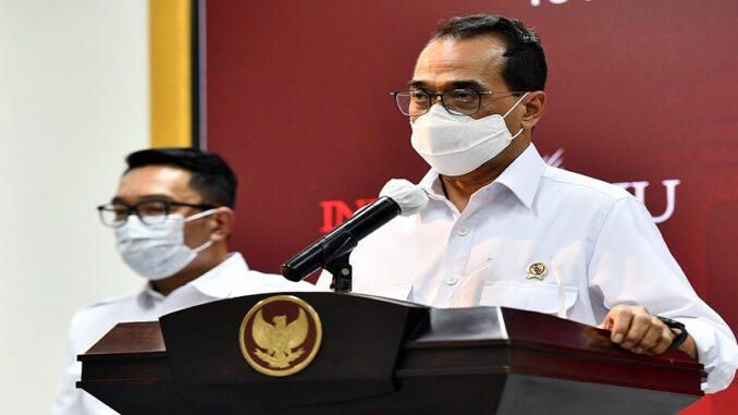 Menteri Perhubungan Budi Karya Sumadi (Foto: Humas Setkab/Rahmat)