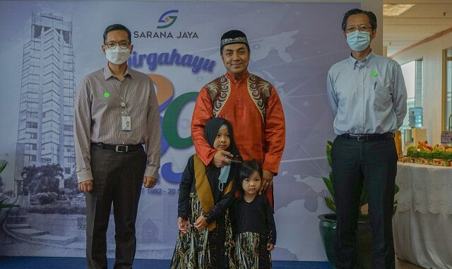 Rayakan HUT ke-39, Sarana Jaya Angkat Tema Refleksi dan Rasa Syukur
