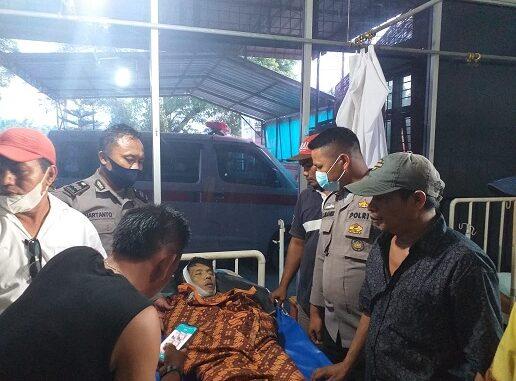 Korban diduga tewas akibat tenggelam, sebab pada tubuh korban tidak terlihat tanda-tanda kekerasan