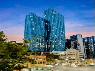 Apartemen 380 Melbourne dibangun oleh Brady Group