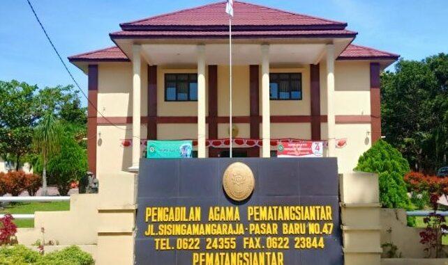 Kantor Pengadilan Agama di Pematangsiantar