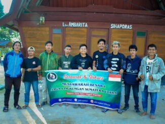 Jaga Lingkungan Sumatera Utara (Jalin Sumut) Sukses laksanakan Mubes I Dan Deklarasi