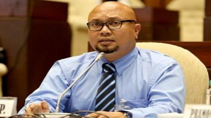 Ilham Saputra resmi jabat Ketua KPU. (photo KPU)